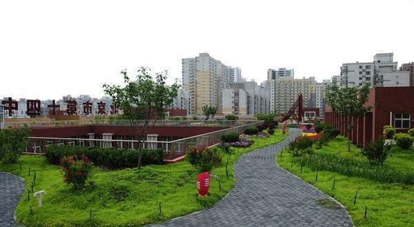 园区道路绿化